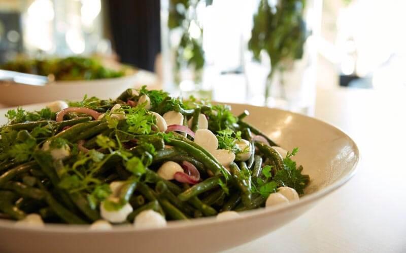 Salat a la carte Restaurant Krinsen