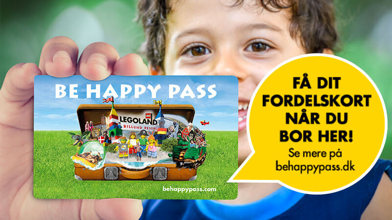 Happy Pass Legoland