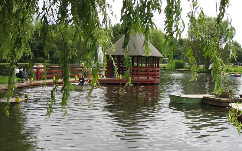 Madsbyparken sø