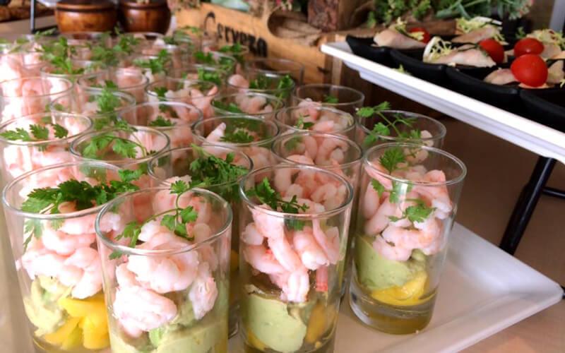 Frokost på Best Western Plus Hotel Fredericia