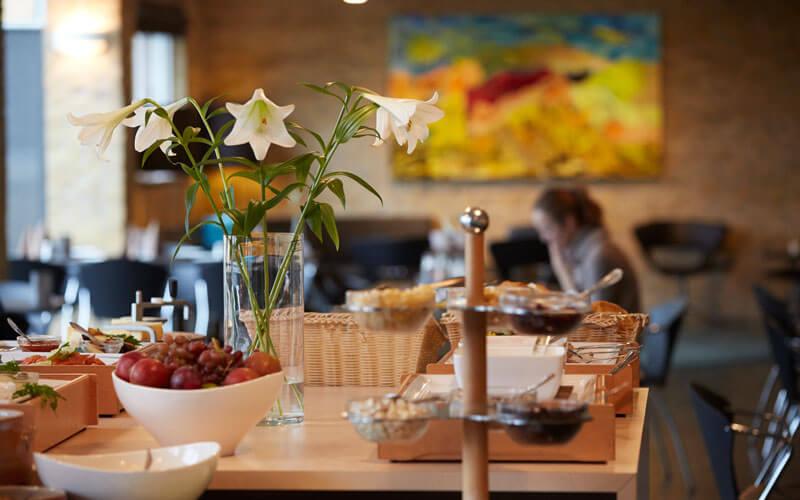 Restaurant på Best Western Plus Hotel Fredericia