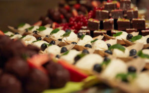 Konfirmationsbuffet Best Western Plus Hotel Fredericia