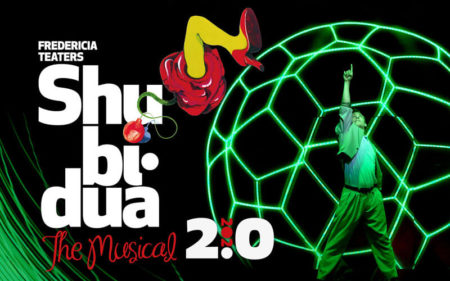 Shu-bi-dua 2.0 Musical plakat
