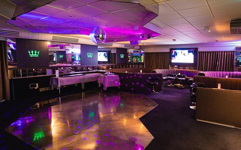 Fest i natklubben Prince Corner, Hotel Fredericia