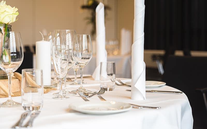 Fest og selskab på Hotel Fredericia